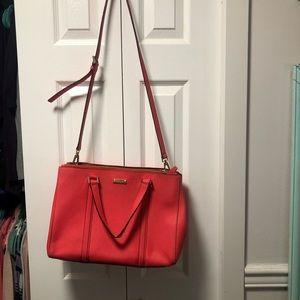 Coral Kate spade ♠️ purse
